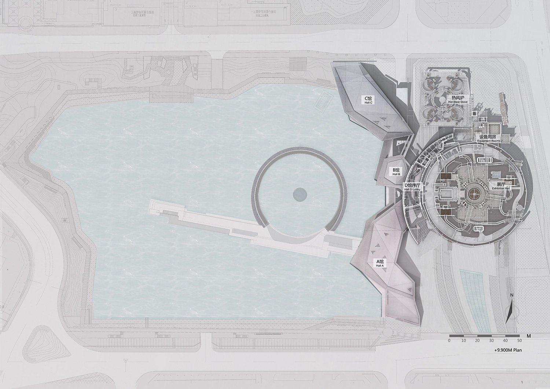 Shougang No. 3 Blast-Furnace Museum CCTN Design}