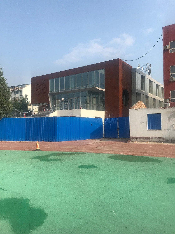Construction Site EDO Architects}
