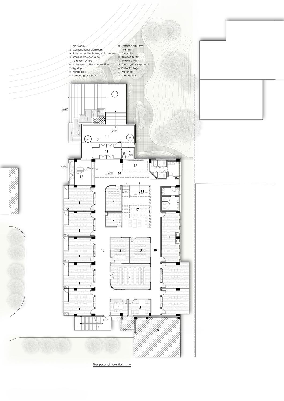 Floor Plan EDO Architects}