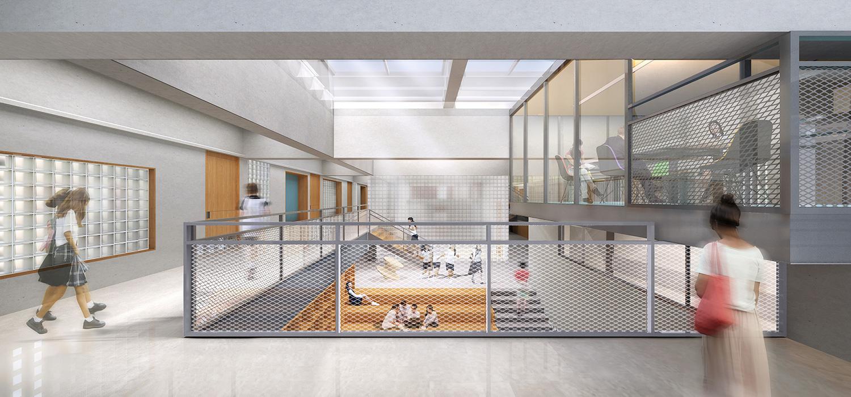 Rendering EDO Architects}