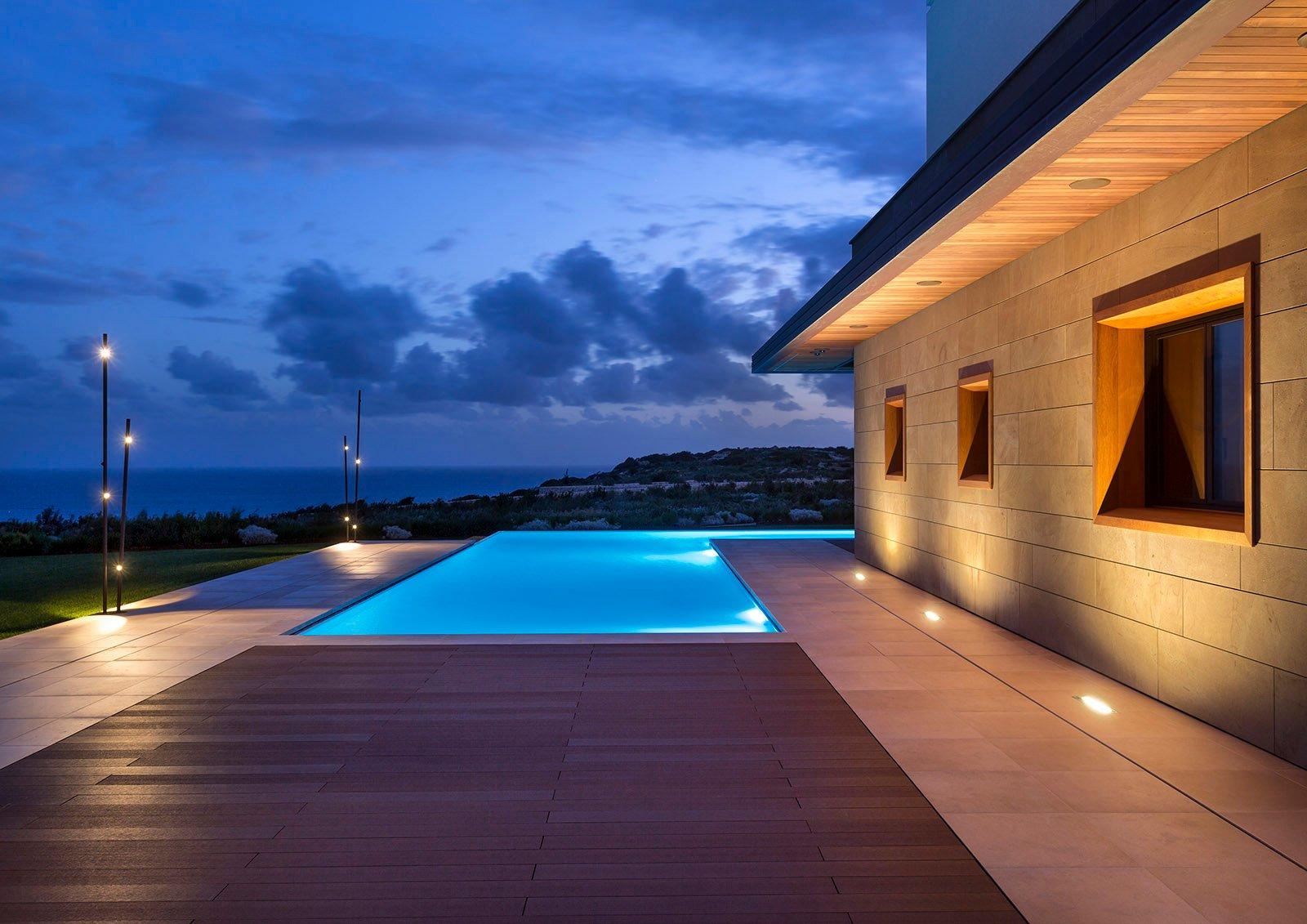 View of swimming pool area Ales & Ales, Cagliari