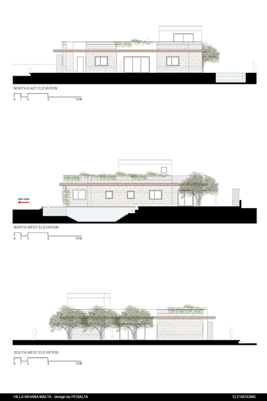 Elevations PERALTA - design & consulting}