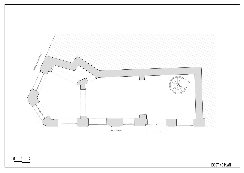 Plan - Store Arch. Tommaso Zanini / d+d Group}