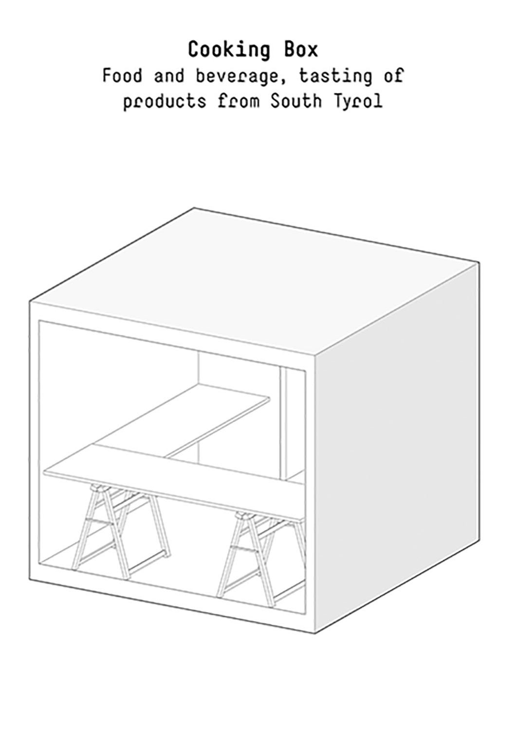 Cooking box noa* network of architecture}