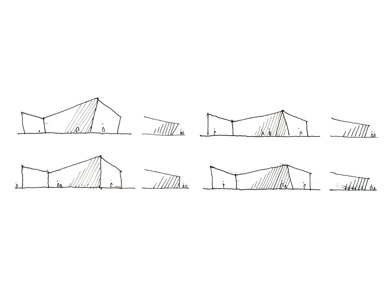 Opcions for facade Materia}