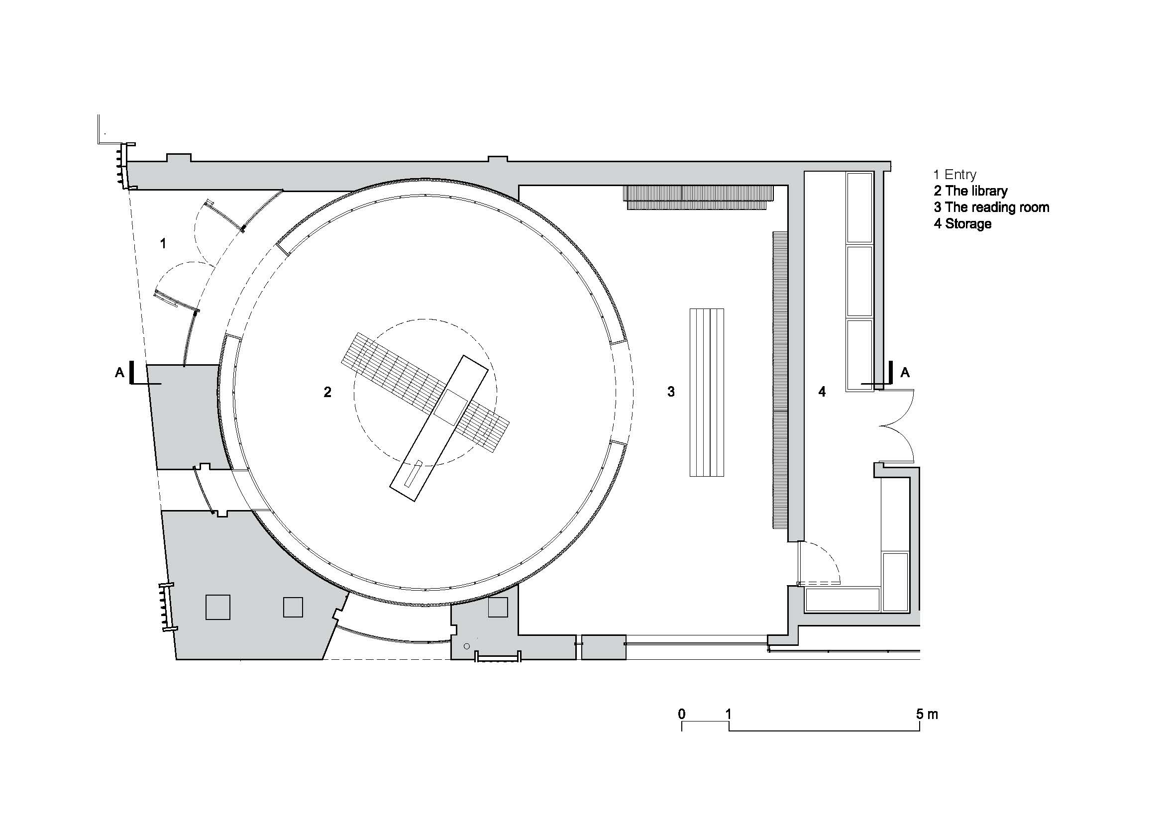 Valextra Chengdu Drawings Neri&Hu Design and Research Office}