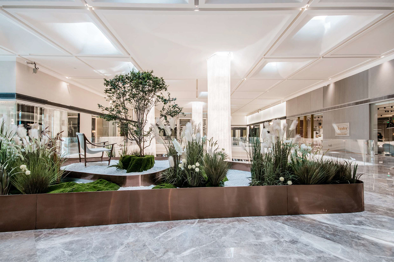 Interior design, common areas detail Giacomo Carena}