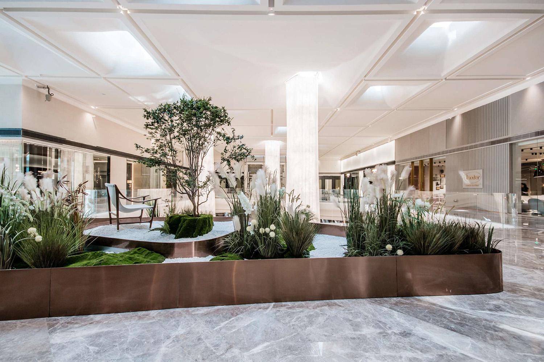 interior design, common areas furniture Giacomo Carena