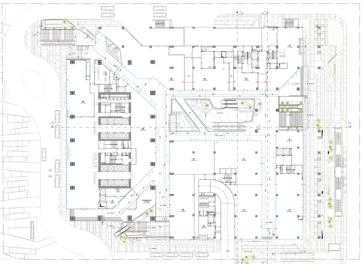 General Plan A++ Human Sustainable Architecture}