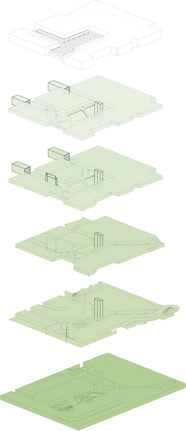 3d view A++ Human Sustainable Architecture}