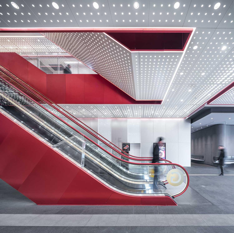 Phase 1 Lift Lobby Qingshan Wu