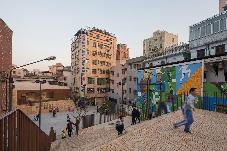 Baode Square (After Renovation)_02 ©UABB