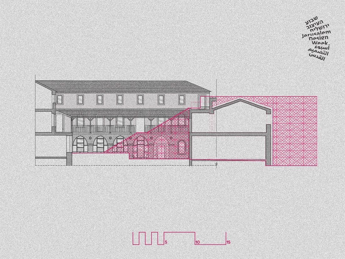 Elevation © HQ Architects}