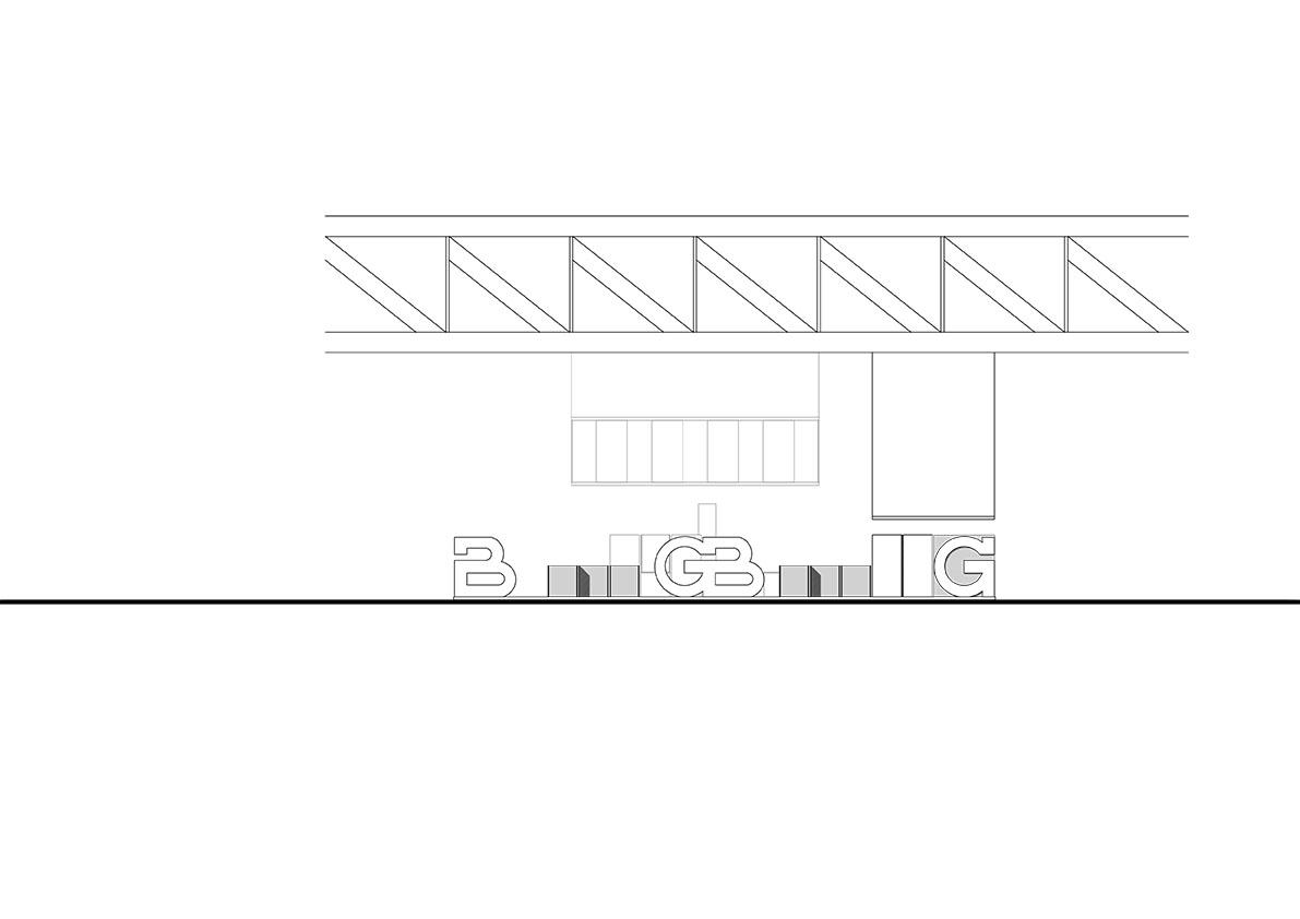 South-West Facade NAT OFFICE – Christian Gasparini}