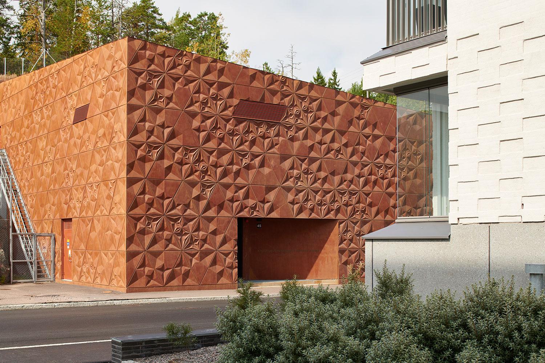 City view 2 B & M Architects / Timo Kiukkola}