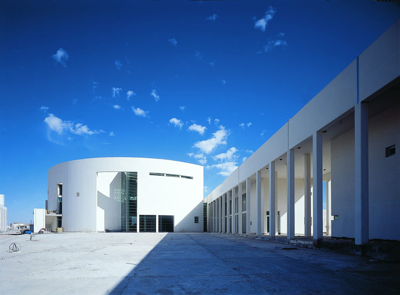Al Jufrah Administrative Centre Photo: Jussi Tiainen