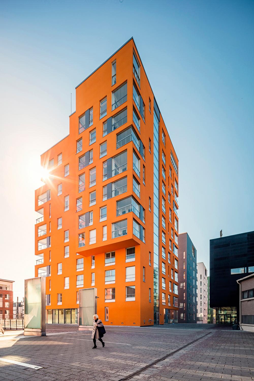 Portaali III Housing Photo: Kuvatoimisto Kuvio Oy