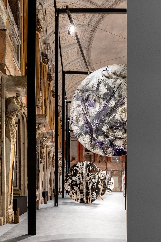 La Sala delle Cariatidi: i Dischi Marco Cappelletti