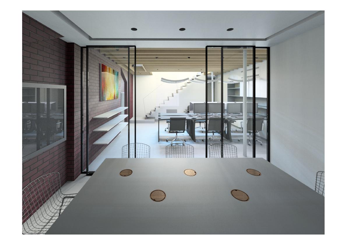 Meeting Room Visualisation OmniDe}