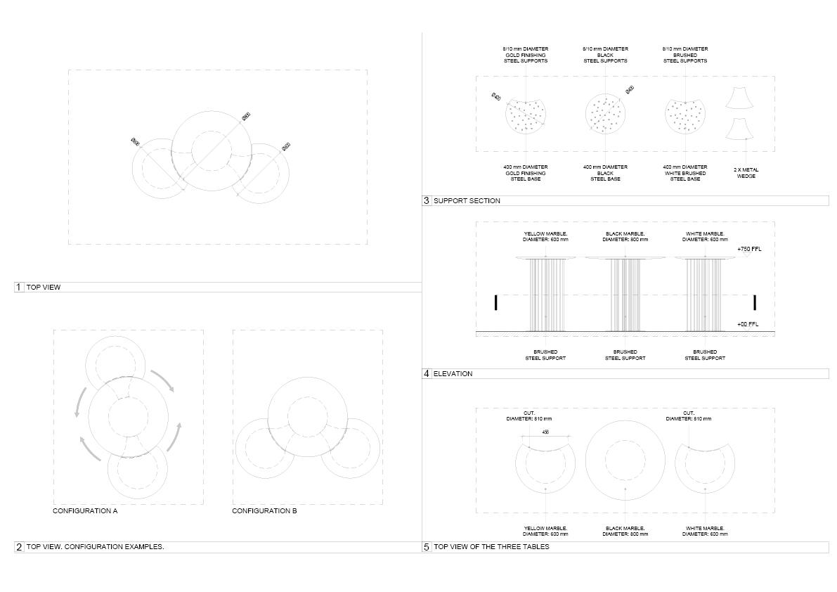 Bespoke Table Design OmniDe}