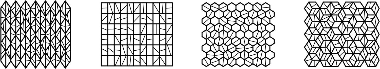 Development of landscape patterns Snøhetta}