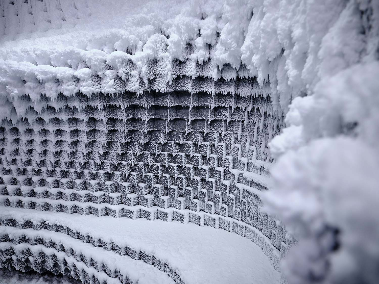 Snow Room impressions TechnoAlpin / Christian Vorhofer