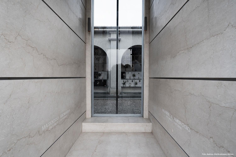 Internal view Andrea Martiradonna