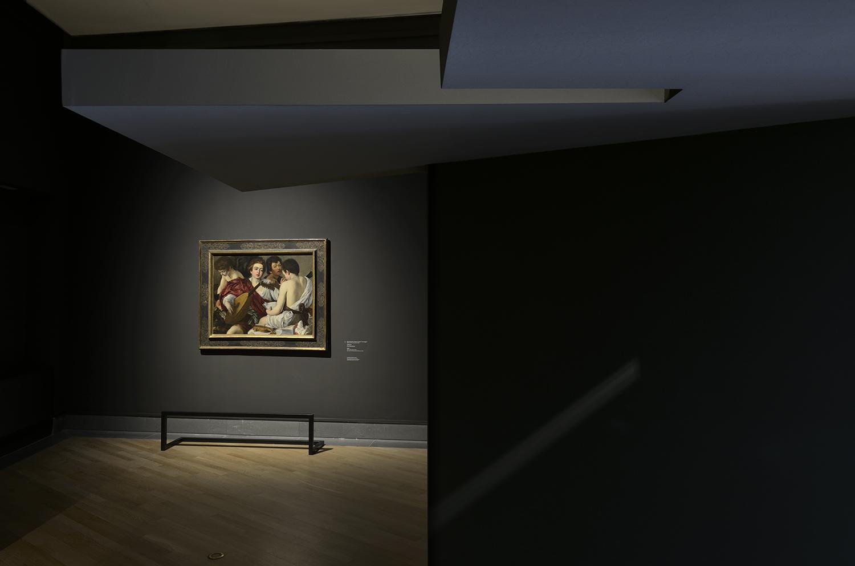 machines a exposer - Caravaggio - luce michele nastasi