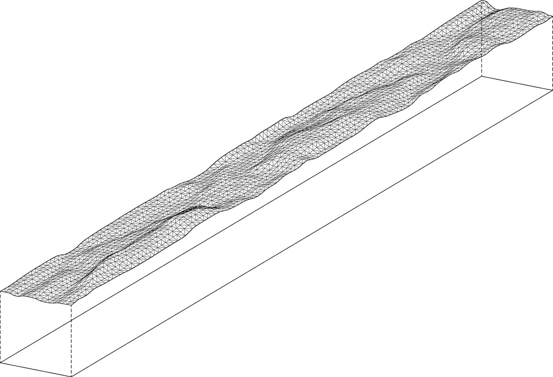 KU Landscape – Memories on Terrain KU Landscape – Memories on Terrain-3D control point grid©NODE}