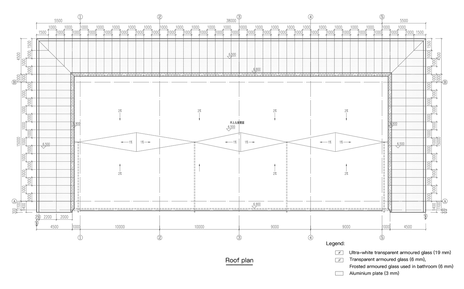 Roof Plan Shanghai PTArchitects}