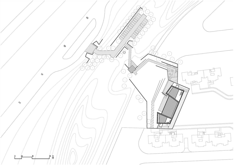 Site Plan ZHUBO Design}