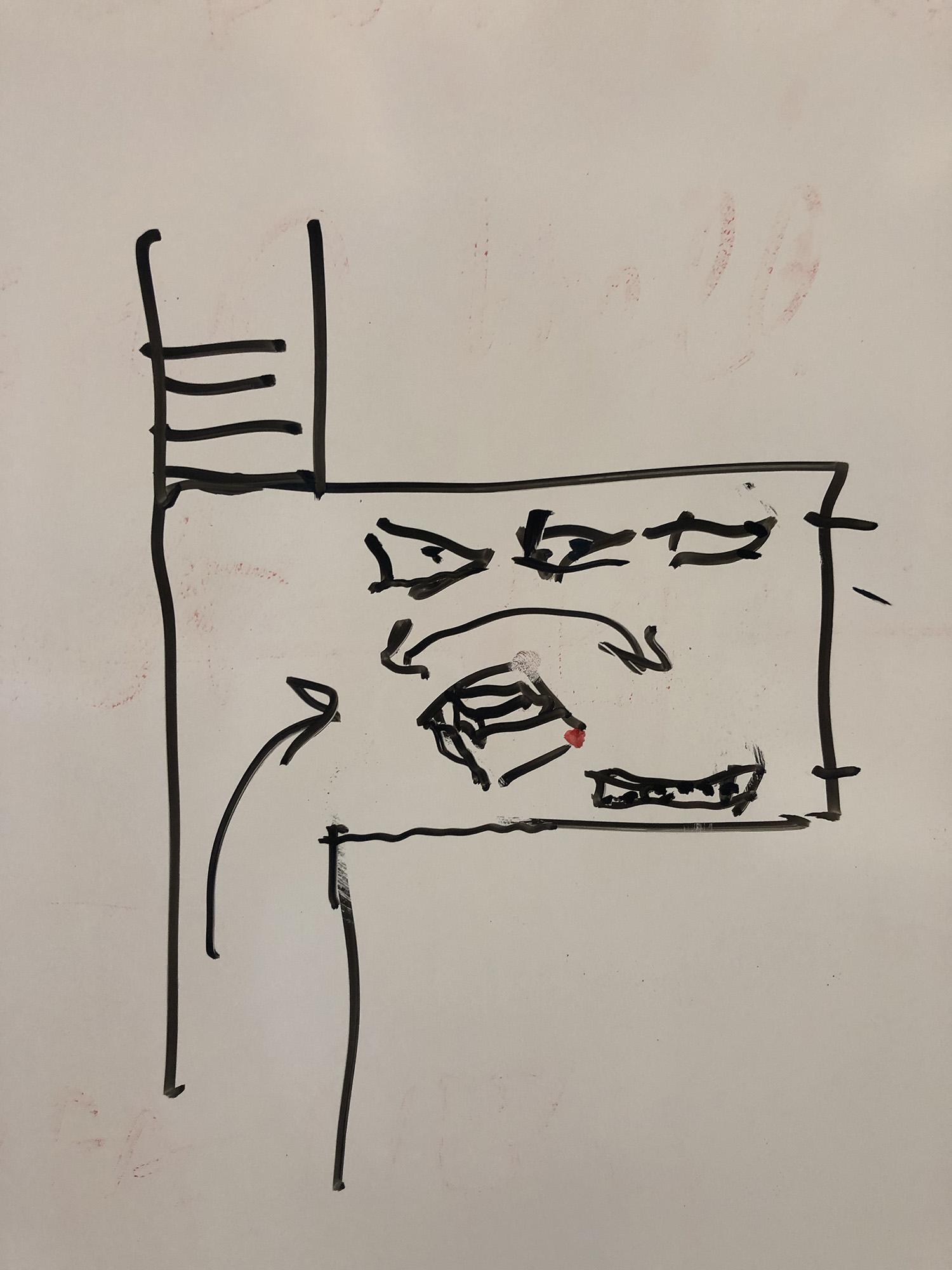 BAMPFA AR  - Plan sketch Luisa Caldas}