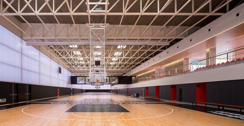 Training Courts Daniel Rueda