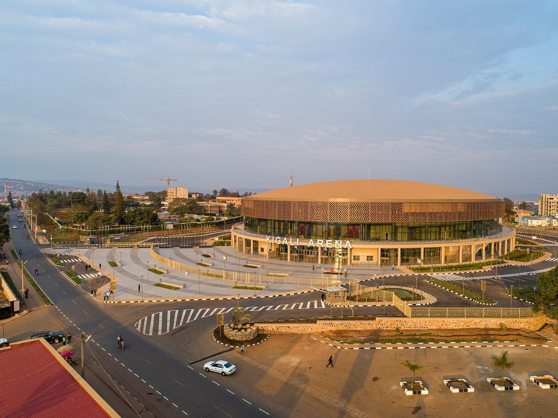 Kigali Arena photo Emre Dorter