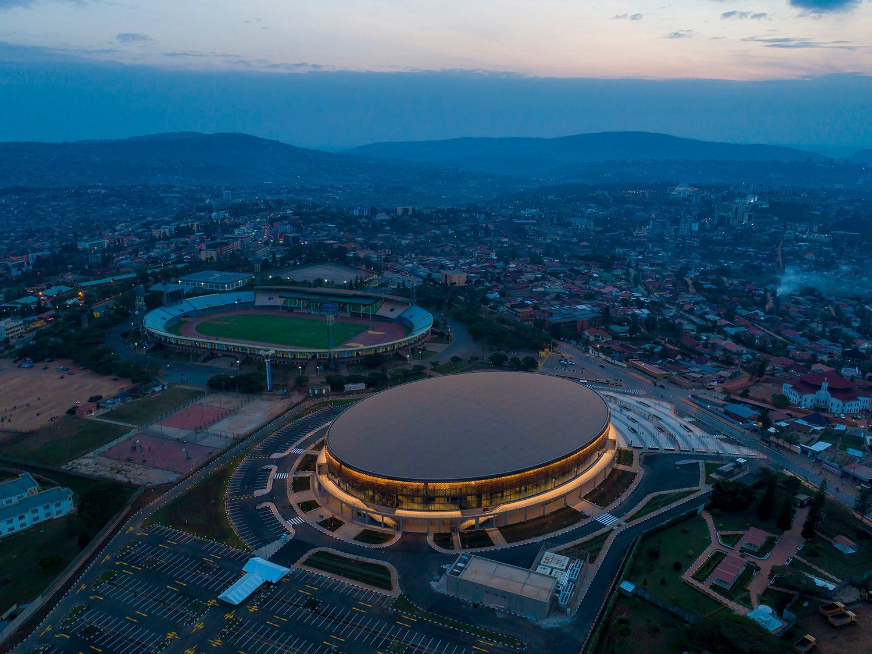Kigali Arena photo Emre Dorter}