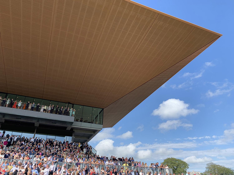 Curragh Grandstand Corner Roger O'Sullivan