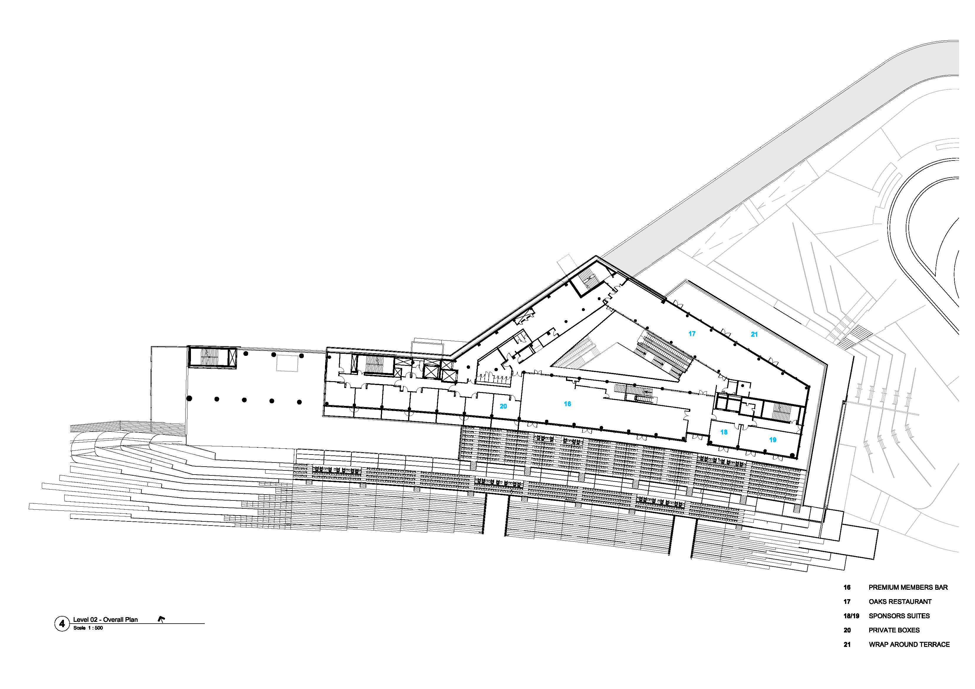 Curragh GA Plan Level 02 Grimshaw}