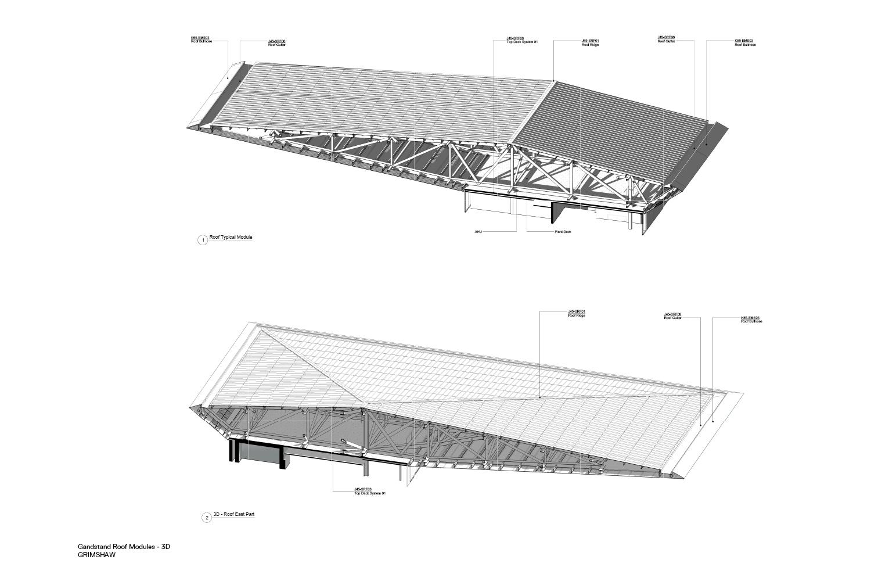 Curragh Roof Modules Grimshaw}
