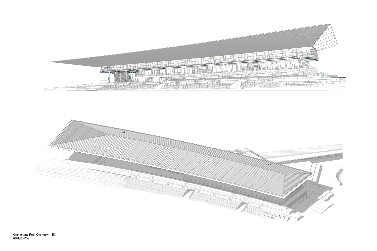 Curragh Roof Overview Grimshaw}
