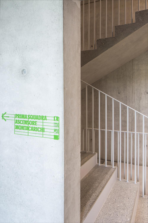 Staircase Filippo Romano