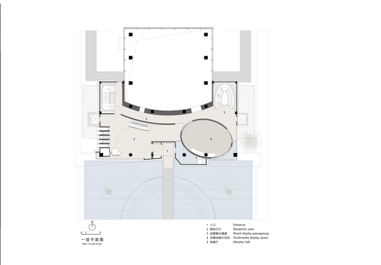 ground floor plan DO DESIGN GROUP}