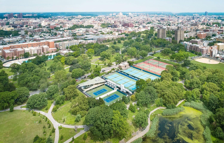 Cary Leeds Center for Tennis & Learning Randy Rubin