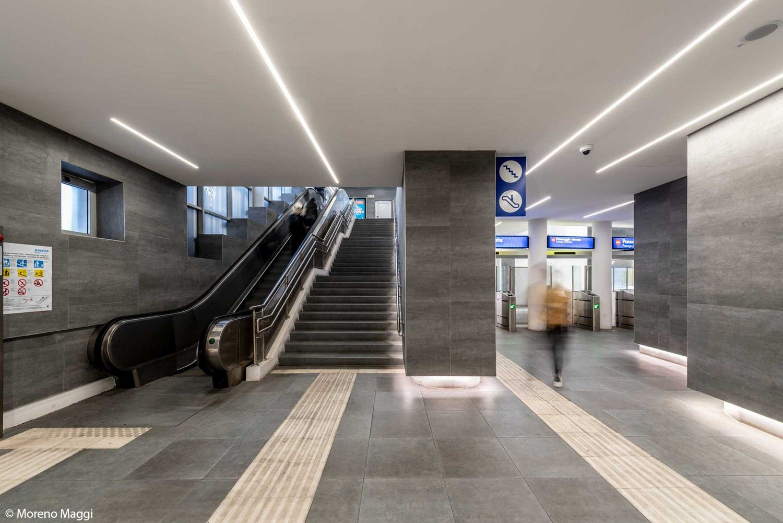 Stazione Valle Aurelia Moreno Maggi Ph