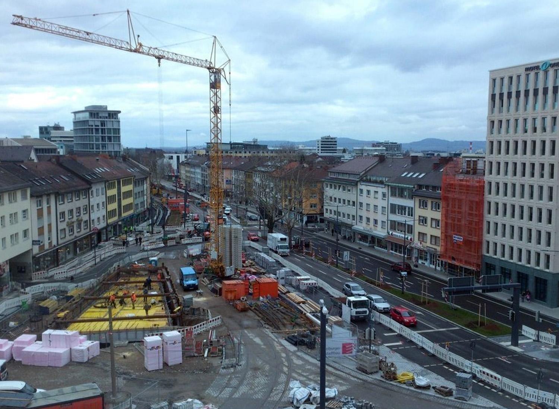 Building Site, before Casting Ground Floor Concrete Slab J.MayerH.}