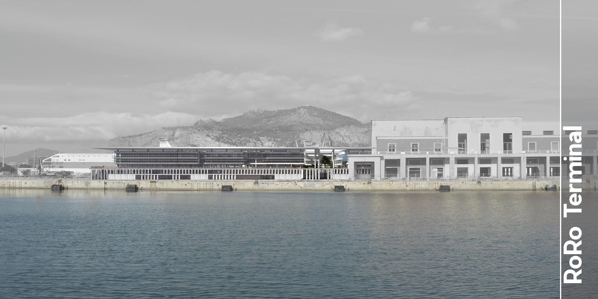 Terminal Roro (Nord) VALLE 3.0
