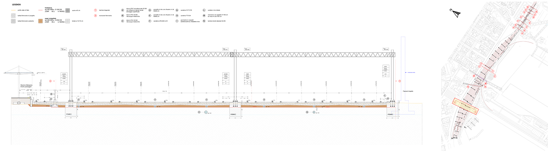 Sezione area ferroviaria_1 EXA Engineering}