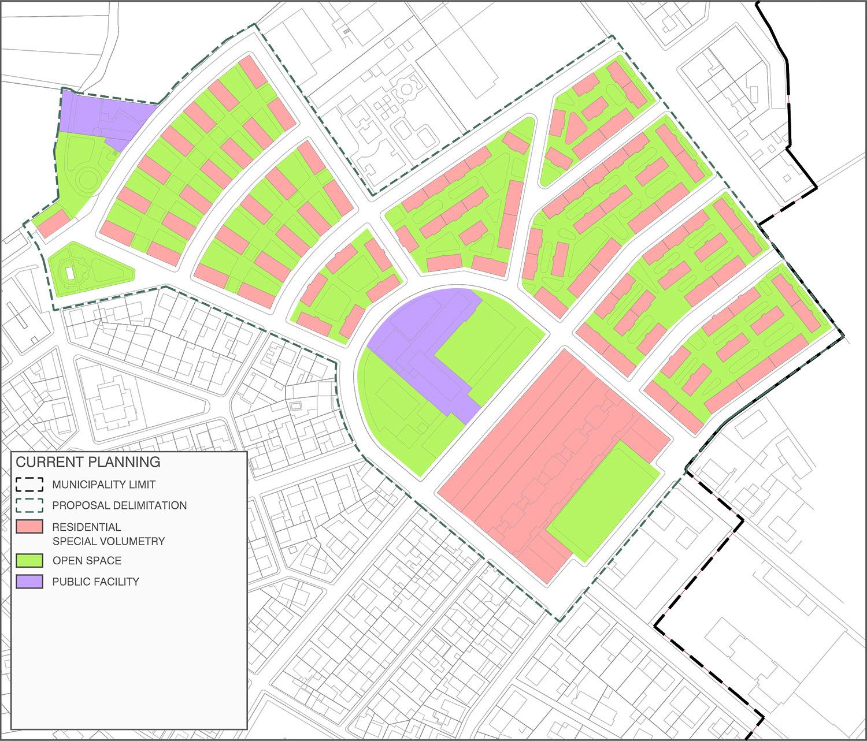 Current planning Contextos de Arquitectura y Urbanismo}