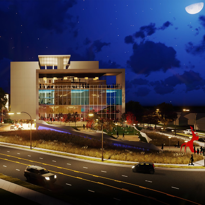University of Arkansas Community Design Center + Marlon Blackwell Architects