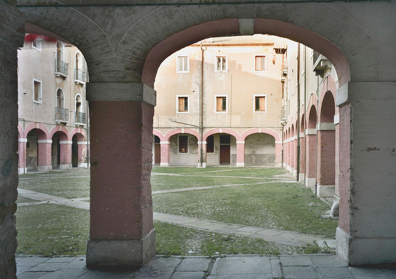 the convento in 2010 Sauerbruch Hutton