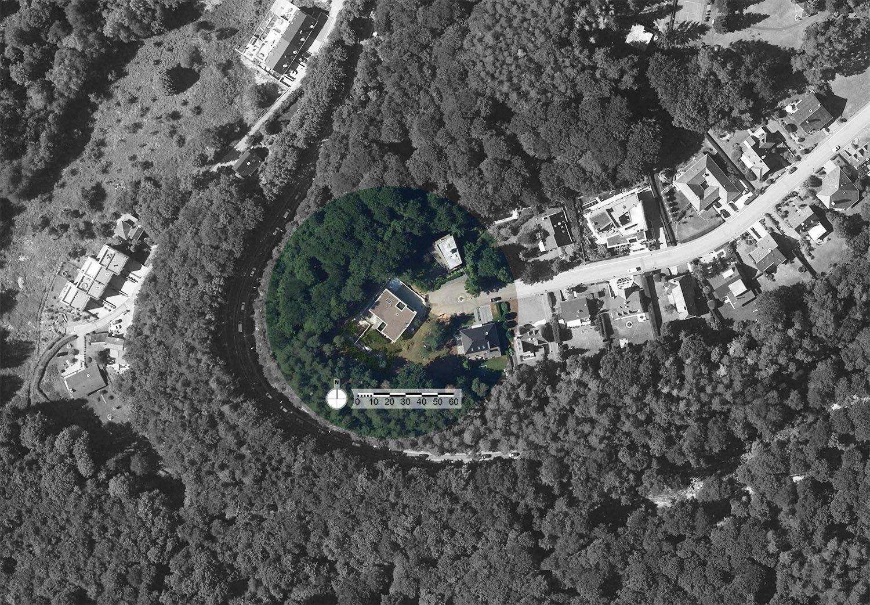 location Rodolphe Mertens Architects}